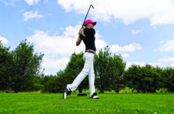 Golftime Deluxe_frau
