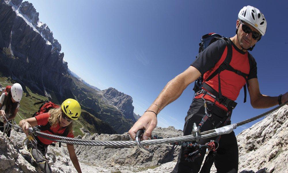 Wohlfühlen zu viert beim Gruppenurlaub Südtirol