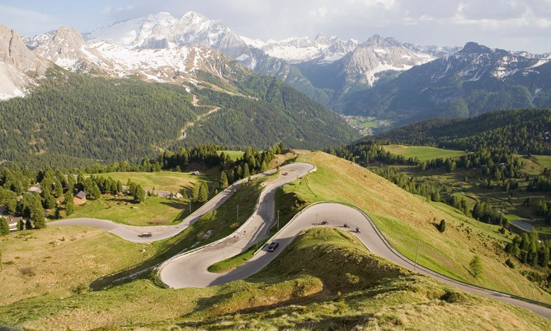 Two motorcycle routes for you