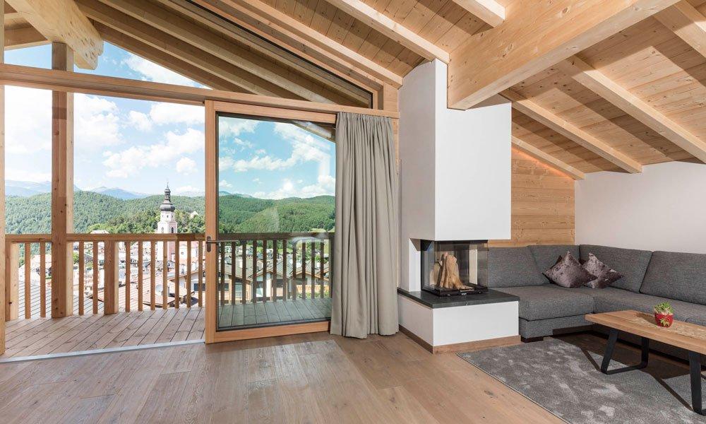 Chalet suite panorama mit kamin › hotelmadonna.com