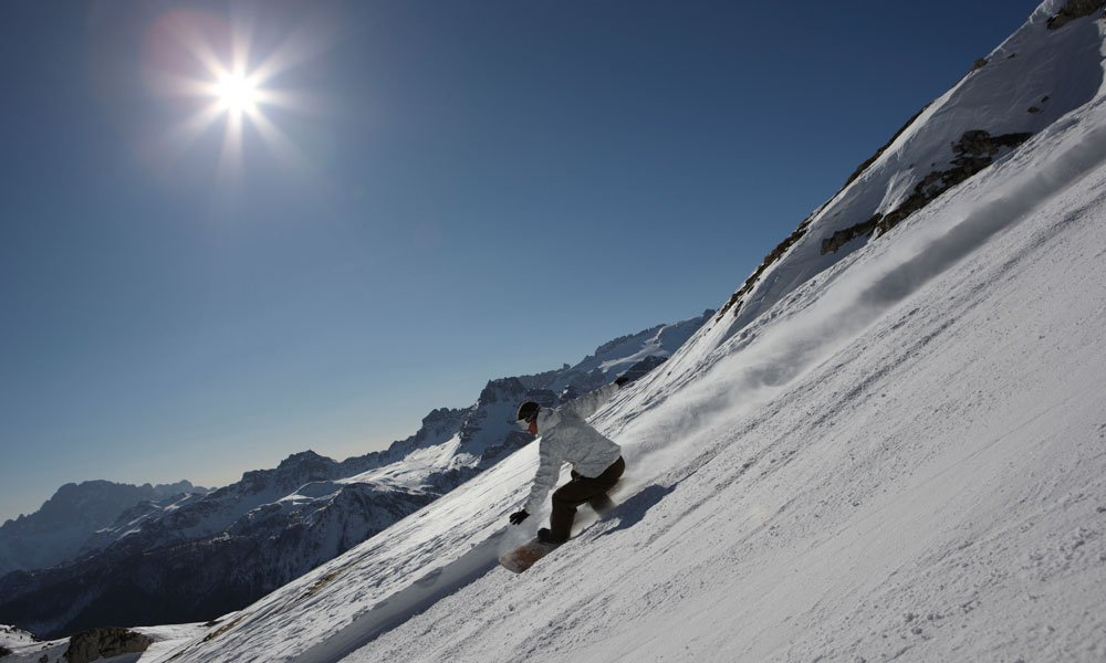 Off the slopes: Experience ski touring in the Dolomites