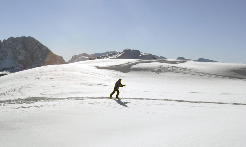The Queen of the ski tours in the Dolomites: this is our ski tip