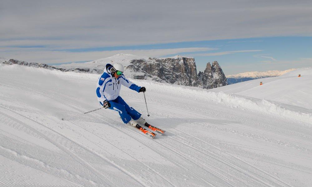Im Skiurlaub Kastelruth erwarten Sie zahlreiche Superlative