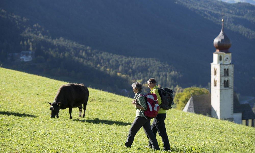 La vacanza escursionistica sull'Alpe di Siusi