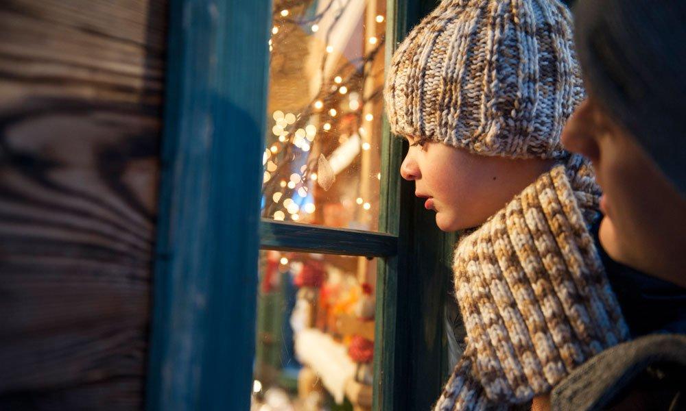 I momenti clou di una vacanza natalizia in montagna