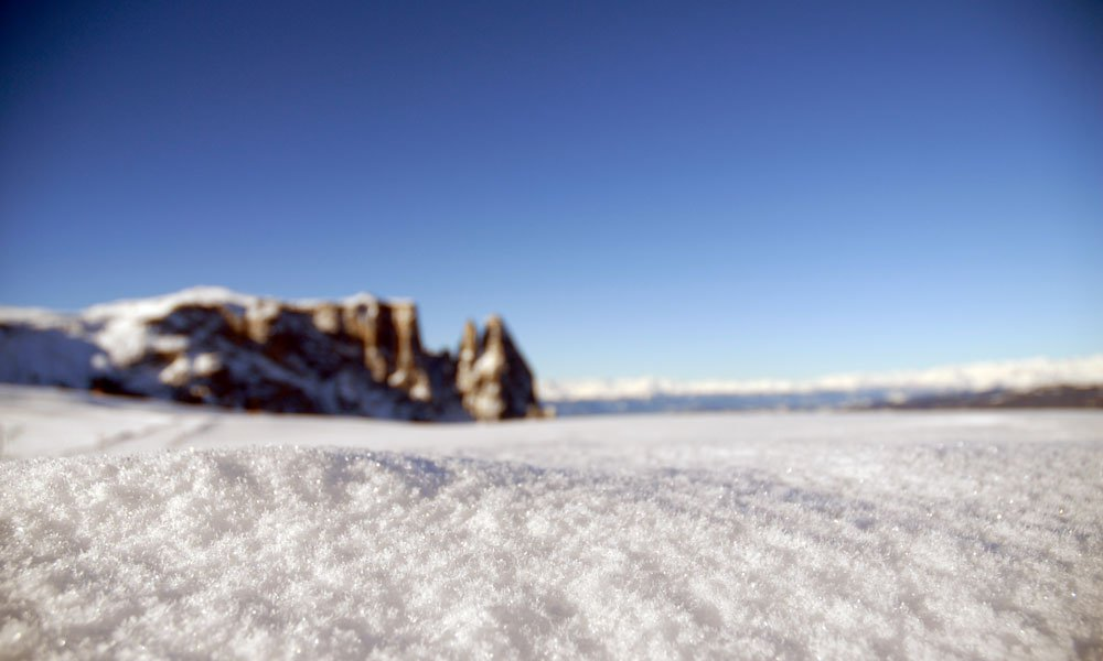Enjoy activity and relaxation with snow and sun in the winter holiday in Kastelruth / Seiser Alm