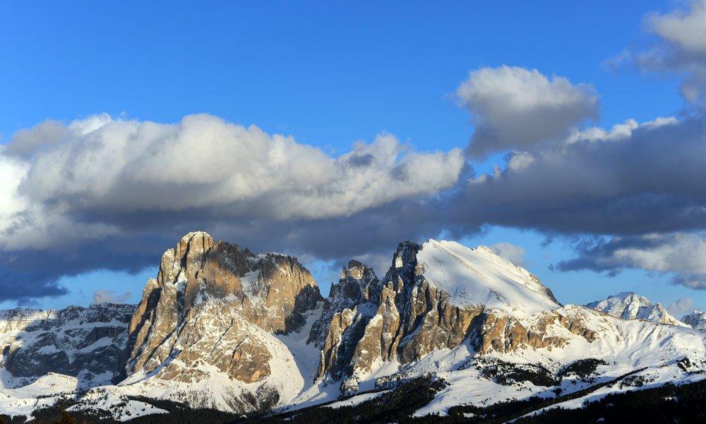 Vivere la bianca stagione dell'anno in una vacanza invernale a Castelrotto/Alpe di Siusi