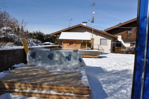 Zum Wochenende freuen sich nun alle auf einen schönen Skitag bei Neuschnee.
